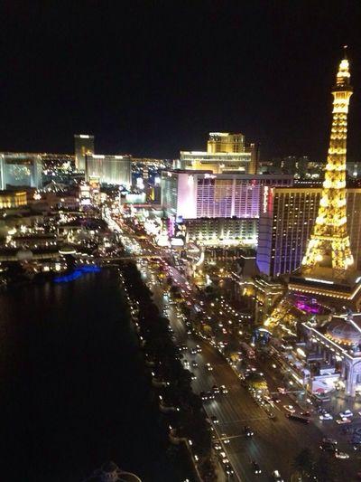 Vegas Strip LasVegasStrip RooftopParty EpicView Nightlife