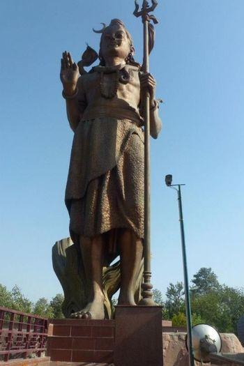 Gurgaon India Mandir Murti