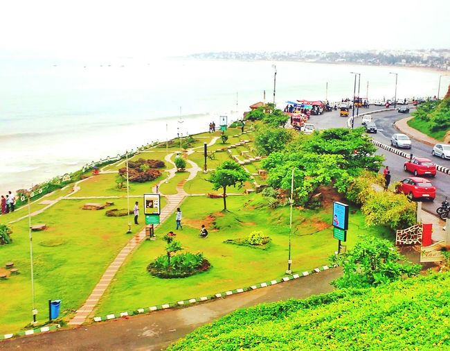 Visakhapatnam Topview Beachphotography Nikonphotography India Hillside First Eyeem Photo
