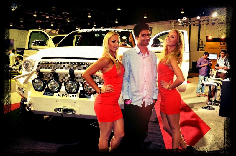 Dubai motor show 2013