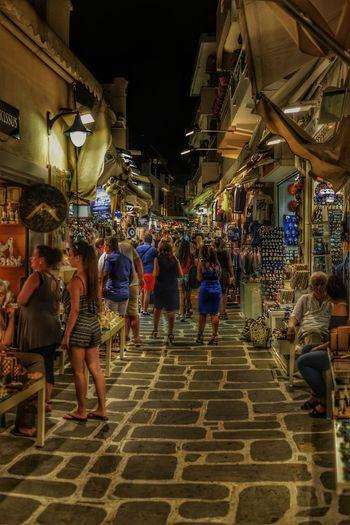 Night Shopping Kos City GREECE ♥♥ Nightphotography Nightlights Nightlifephotography EyeEmNew Here EyeEm Gallery EyeEm Selects EueEmNewHere Illuminated Travel Destinations Travelphotography