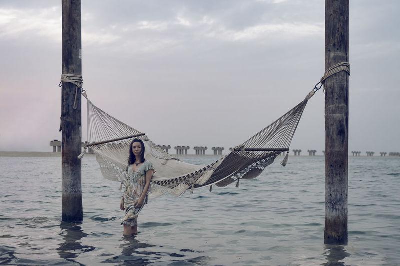 portrait Portrait Of A Woman Travel Traveling Beauty In Nature Cloud - Sky Nature Nautical Vessel Outdoors Portrait Sea Seascape Sky Vertebrate Water Waterfront Woman Portrait Woman Who Inspire You EyeEmNewHere #FREIHEITBERLIN