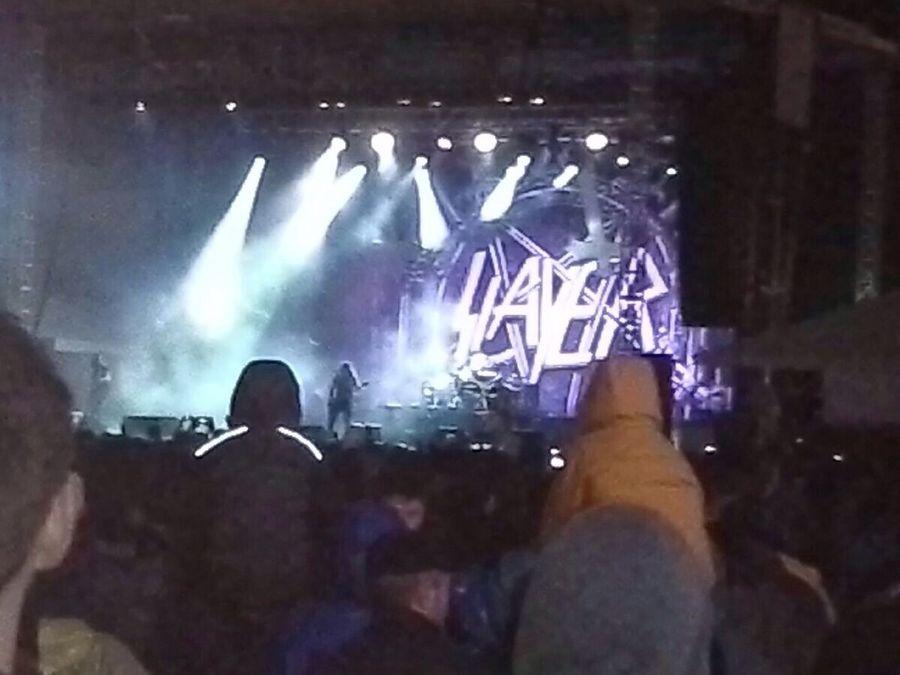 Riot Fest Slayer Chicago