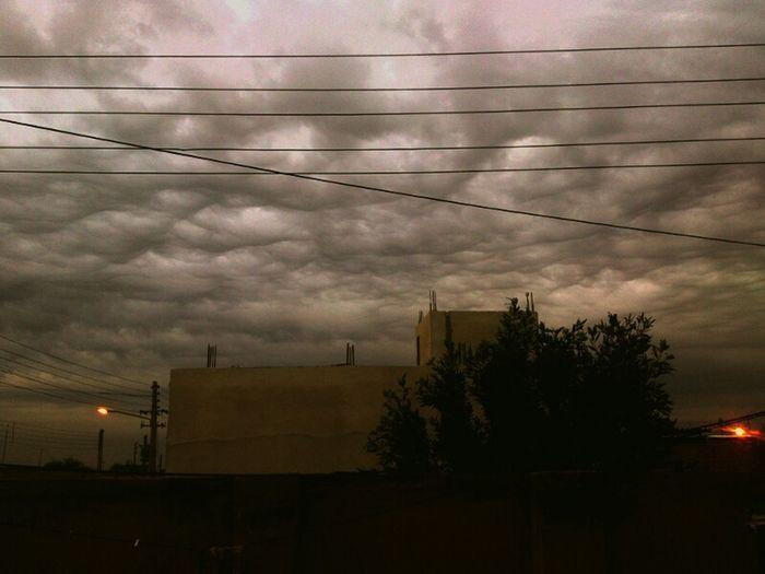 clouds First Eyeem Photo