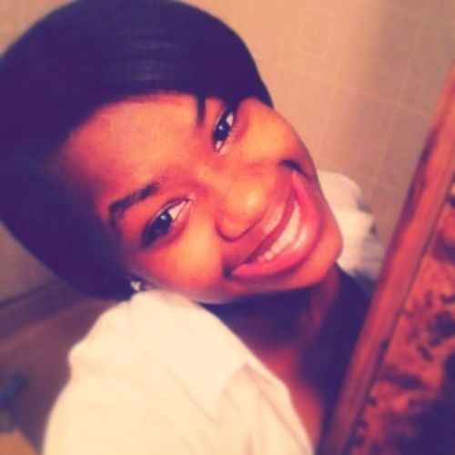 Something About You Makes Me Smile :) .