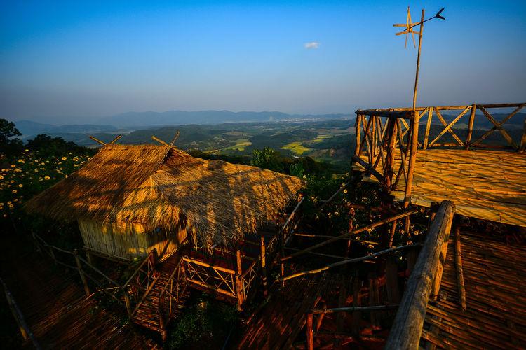 Doi Sa-Ngo in Chiang Rai Province,northern Thailand. Chiang Rai, Thailand Doi Sa-ngo