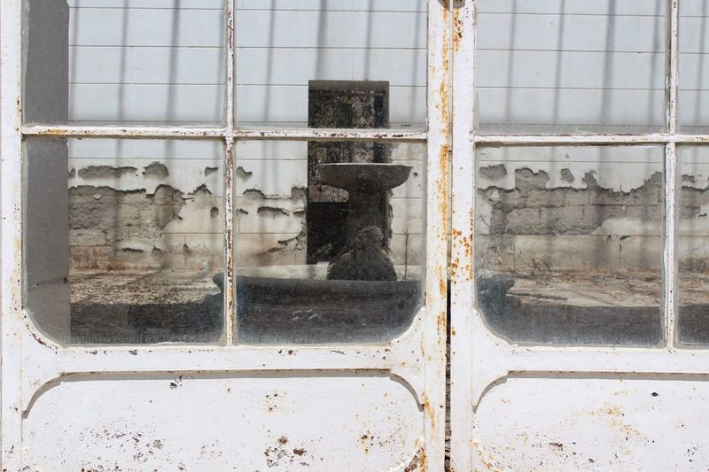 White space White Place Abandoned Places Built Structure Architecture No People Day Building Exterior Damaged EyeEmNewHere Window Abandoned Old Outdoors Deterioration Building Bad Condition