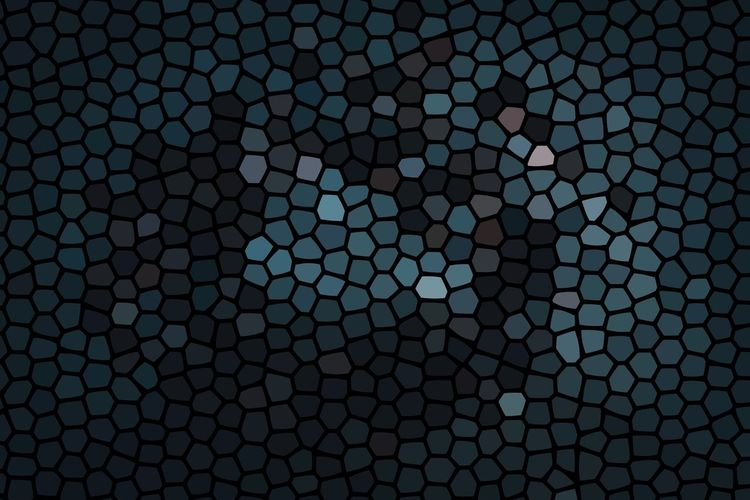 Full frame shot of metal grate against black background