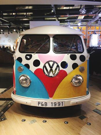 Pull&bear Citadium Volkswagen Van Travel Fashion