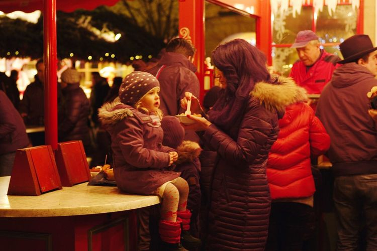 Children Chrismas Family Food Germany Lifestyles Market Real People Tradisional Weihnachtsmarkt First Eyeem Photo Christmas Around The World