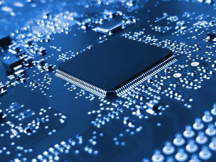 Blue Chipset