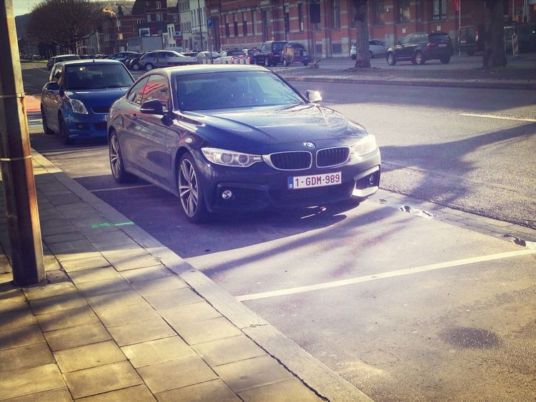 Bmw 435i M-Packet Black