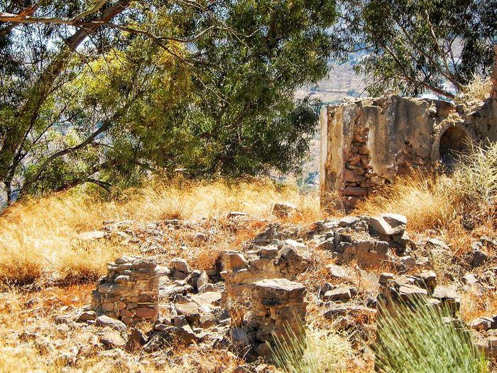 Andalucía Karen Grace Ruins Campo Ruined Building Spain♥
