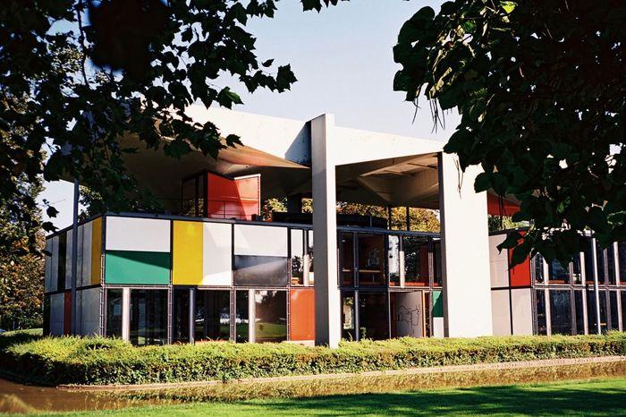 The Architect - 2017 EyeEm Awards Zürich Lecorbusier Architecture Modern Modern Architecture