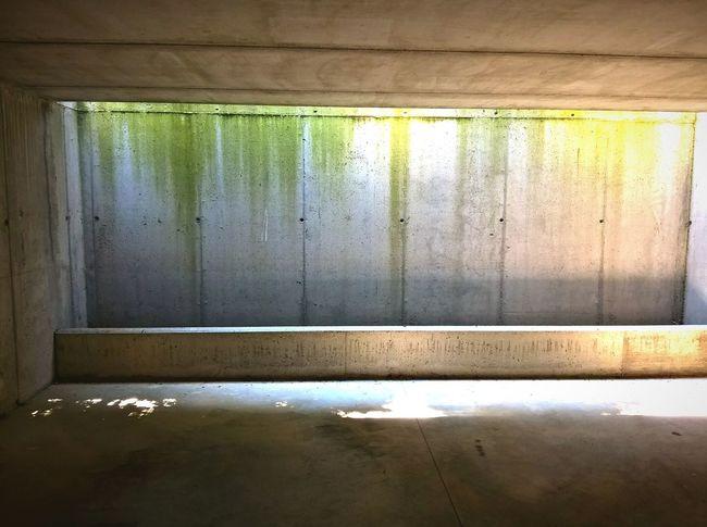 Urban Exploration Light And Shadow
