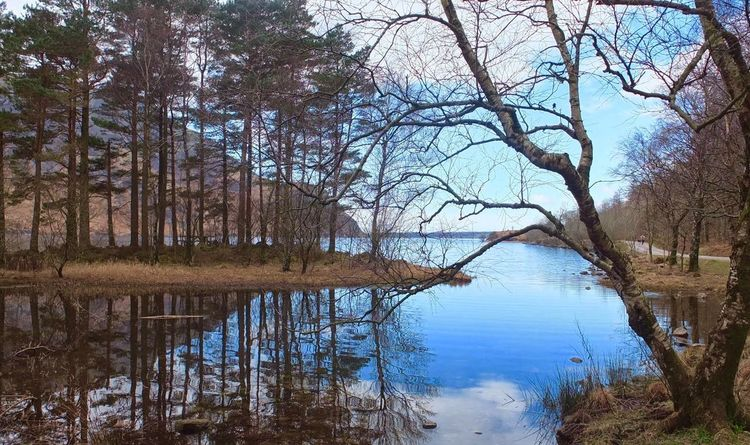 The Lakes. UK
