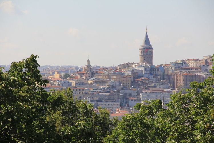 Architecture Building Exterior Business Finance And Industry City Cityscape Clock Tower Day Galata Galata Tower Government History Istanbul, Turkey Medieval Nature No People Outdoors Politics And Government Sky Sunset Tower Travel Travel Destinations Tree Urban Skyline ıstanbul, Turkey
