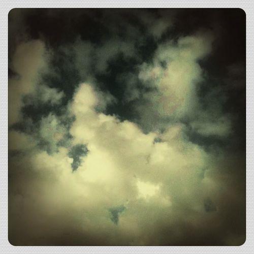 Skies Of Saudi Arabia