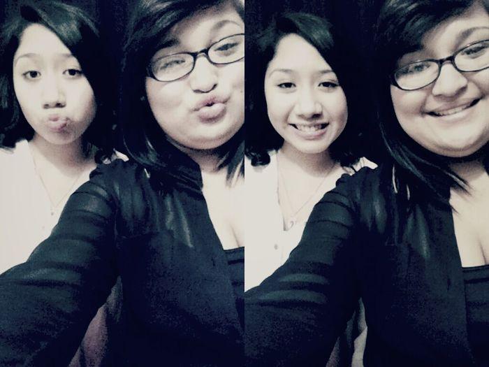 with alex c:
