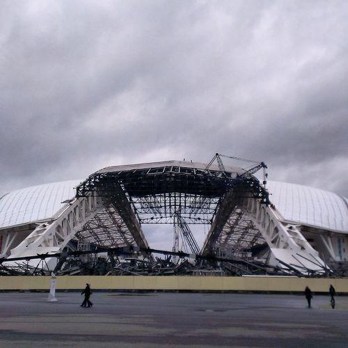 Olympicgames Olympic Stadium Football Stadium