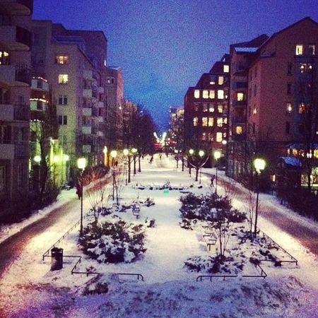 Thepark Stockholm Hemg ång