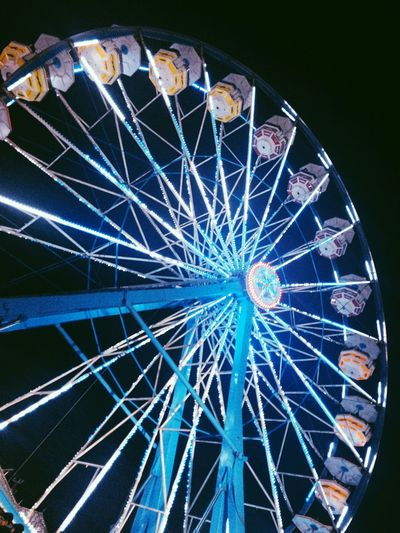 🎡 Ferris Wheel Fair Tampico First Eyeem Photo