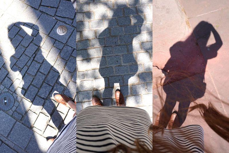 Shadow Three Times Me