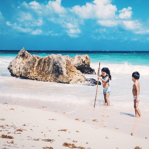 Beach Beachphotography Sea Sky Clouds And Sky Clouds Portrait Vscocam VSCO People