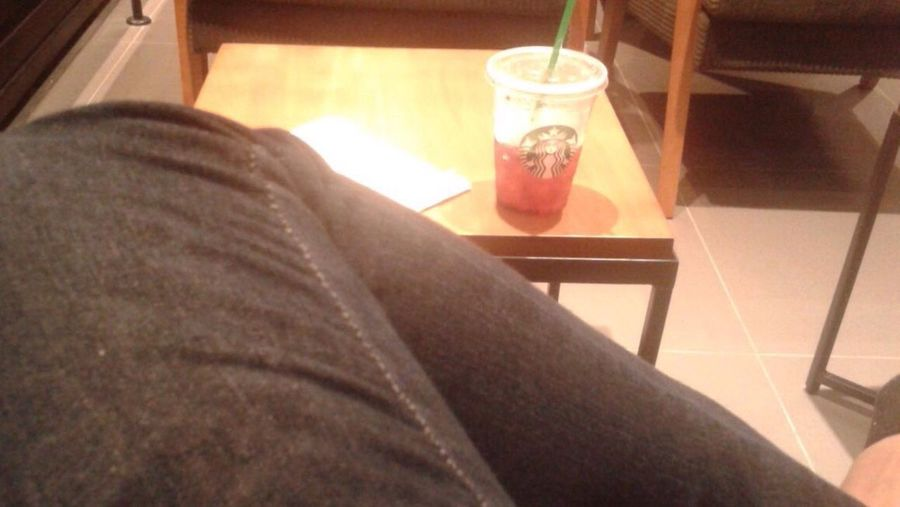 Starbucks Refresh Studying ☺️📚✏️