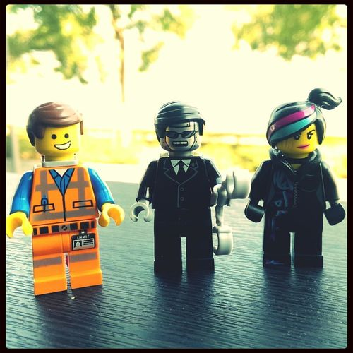 Brunch Lego Minifigures