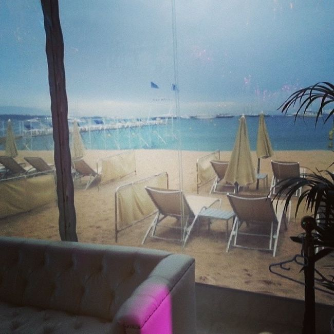 Open bar! Avec vue... Cannes2014