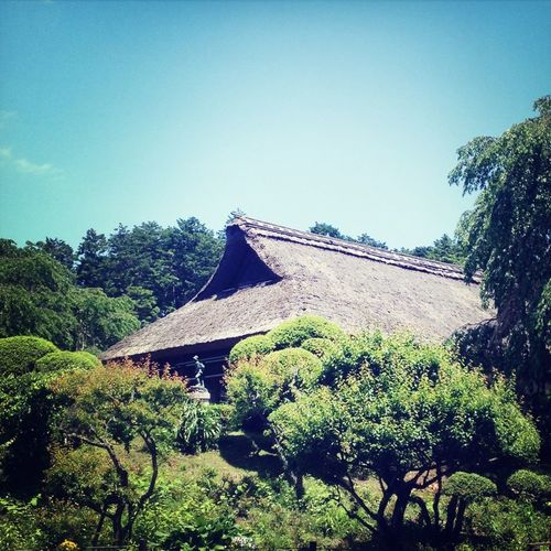 """Hanging Out Old House Introducing Culture Of Japan Which Must Be Left To The Future……  """"未来に残す日本の文化"""""""