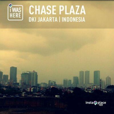 Awan mulai menghitam disiang ini Office Jakarta Instaplaceapp Instagram INDONESIA BitzArt