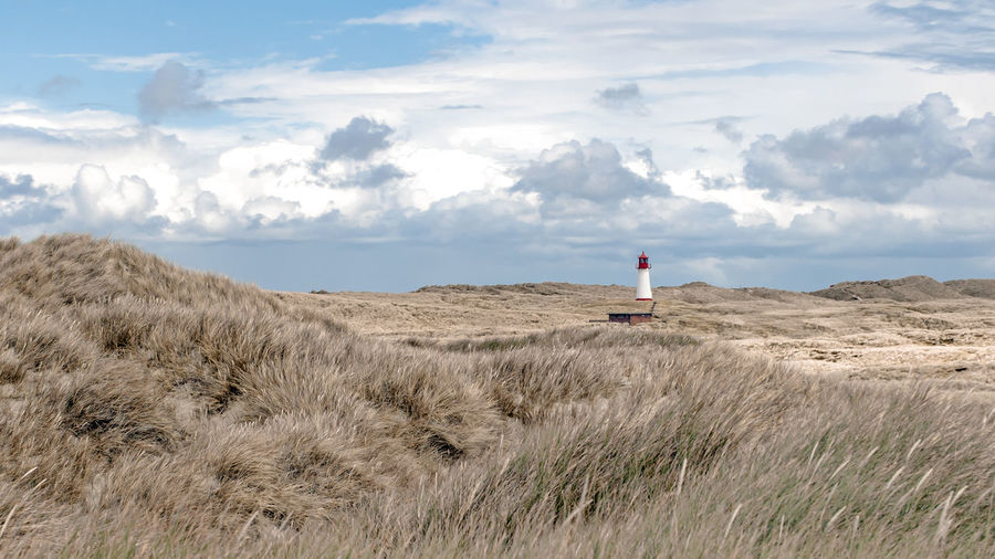 Beauty In Nature Clouds Day EyeEm From My Point Of View Grass Island Landscape Landscape_Collection Lanscape Photography Leuchtturm Lighthouse Lighthouse_lovers Lighthousephotography Nature Nature Nature_collection No People Ocean Outdoors Panorama Rural Scene Sky Sylt Wide