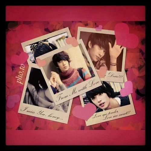 My Designs for GONGCHAN21DAY B1A4 Gongchan .. L.O.V.E CHANi @b1a4_Gongchan