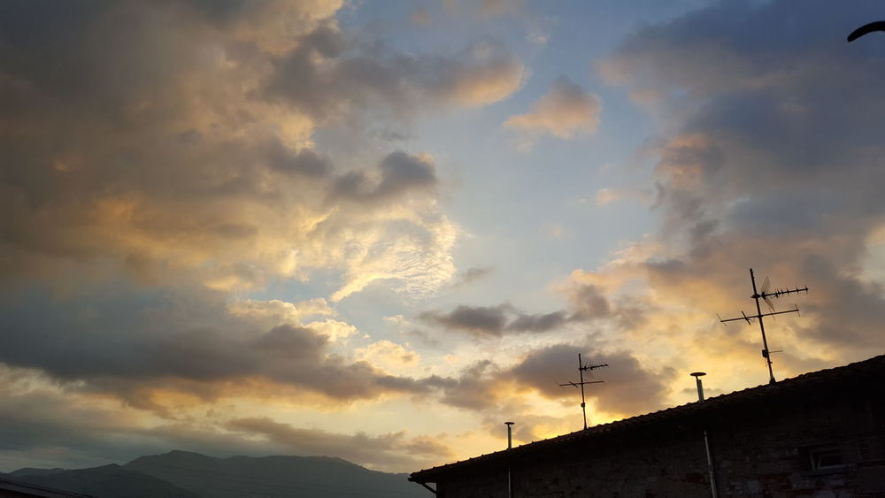 Godmorning . Beautiful Sky