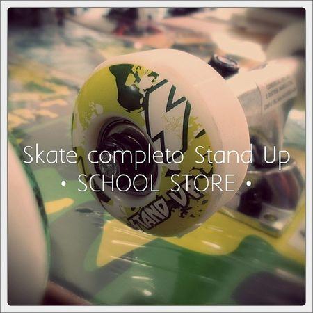 Go skate, Go School Store Skate Completo Standup skateshop schoolstore school store core lifestyle urbanwear skateshop boardshop siga followme follow me