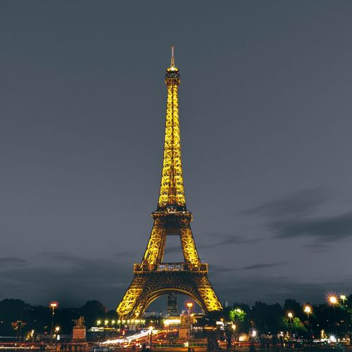 Tower Travel Destinations City Architecture Architectural Feature Tourism Travel Monument City Life Built Structure Cultures Night History Cityscape Outdoors Illuminated No People Sky Low Angle View Urban Skyline