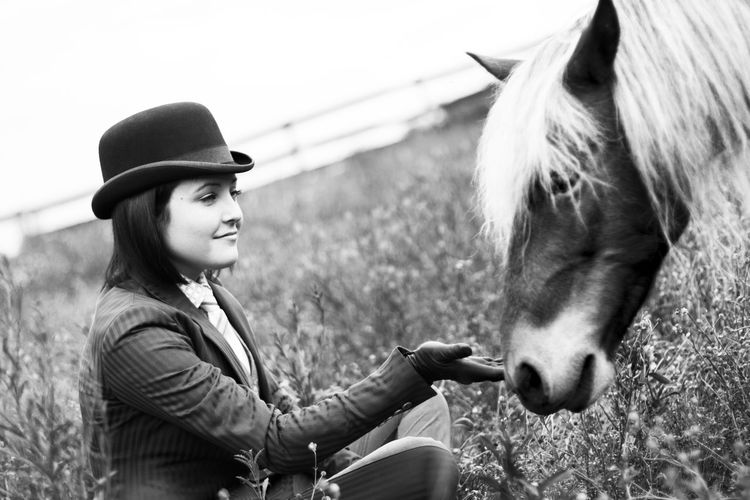 Nothing sweeter than having your senior pictures taken with your childhood pony. Ole Scotty! Adult Animal Themes Bonds Day Domestic Animals Equestrian Ridin Suit Friendship Horse Livestock Love Mammal One Animal One Person One Woman Only Only Women Outdoors People Pets Pony Ranch Rural Scene Young Adult