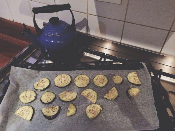 Eggplant chips get iiiin
