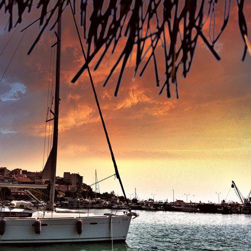 Silivri Turkey Silivrisahili Istanbuldayasam Istanbullife Istanbul Turkey Sunset #sun #clouds #skylovers #sky #nature #beautifulinnature #naturalbeauty #photography #landscape
