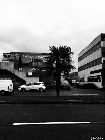 Commercial area Black And White Collection  Bnw_collection Streetphoto_bw Shootermag_france Black And White Photography Streetphotography