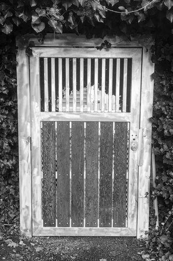 Gate Aluminium