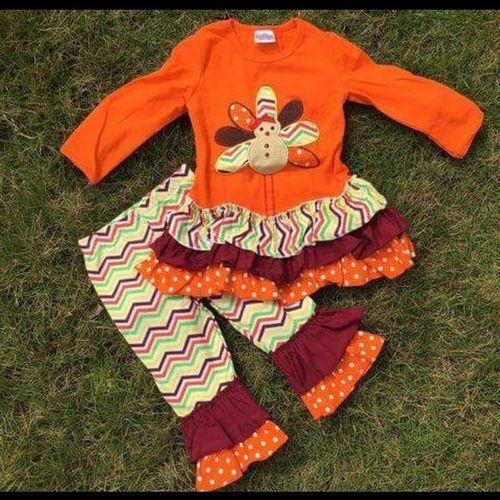 #thanksgivingdayoutfit Boutiqueclothing #girls #Thanksgiving