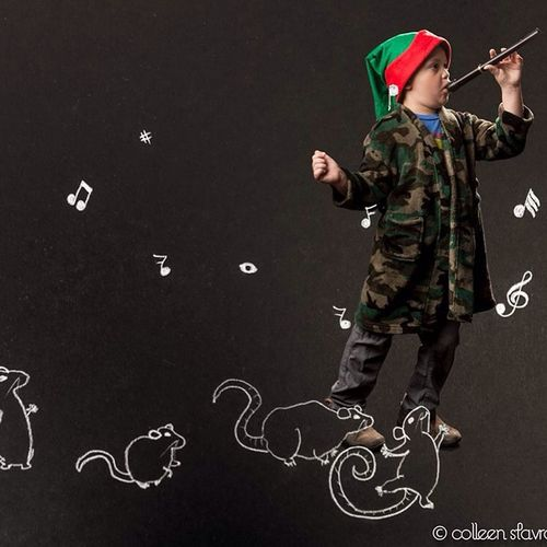 Imthepiedpiper Dancing Leading Lines Music Kids Make It Yourself Makebelieve Photography Studio Drawing