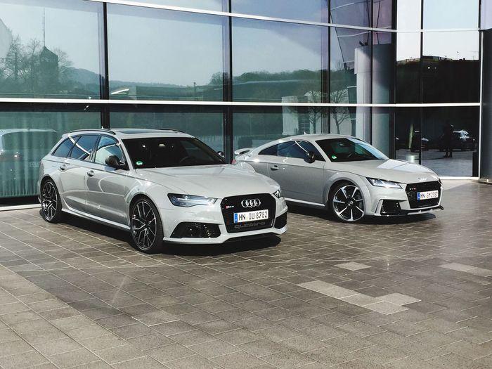 Audi RS6 & Audi TTRS - Nardograu Audi TT RS RS6 Audirs6 Audiforum Audi Grey