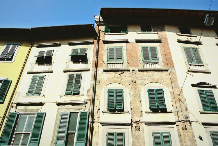 Walking Through Pisa Toscana Eyemphotography Streetphotography Sunny Day Foreveronvacation