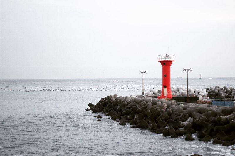 Sea Lighthouse 600D