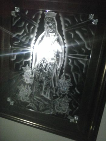"""Virgen De Guadalupe"" Interior Design Check This Out"