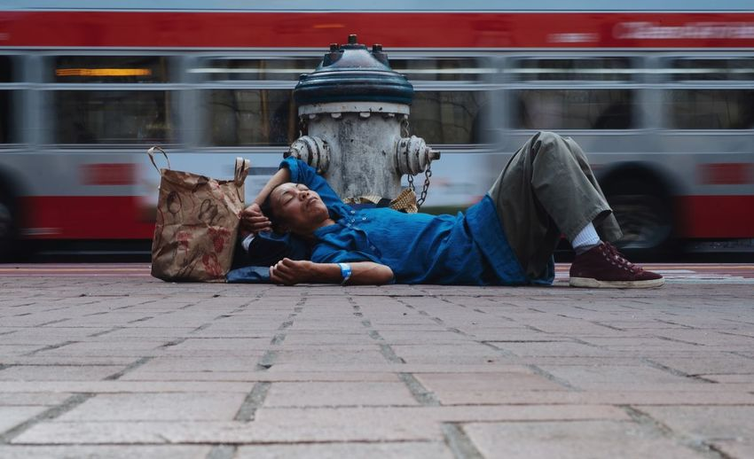 San Francisco, California Sanfrancisco Homeless In America Homeless Awareness Homeless People Homelessness  Homeless Sitting